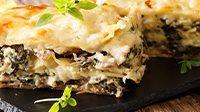 Lasagne funghi e salsiccia-1