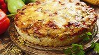 Polenta al forno con formaggio e speck_16_9