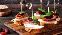 Tartine con salame_1_1
