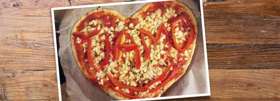 Pizza Amore e Galbanino