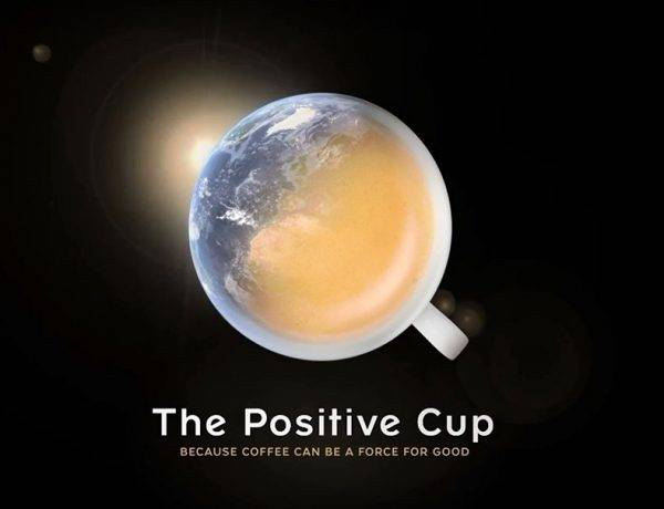 positive cup nespresso green coffee