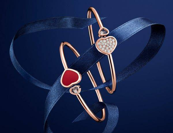Chopard happy Hearts sustainable jewels