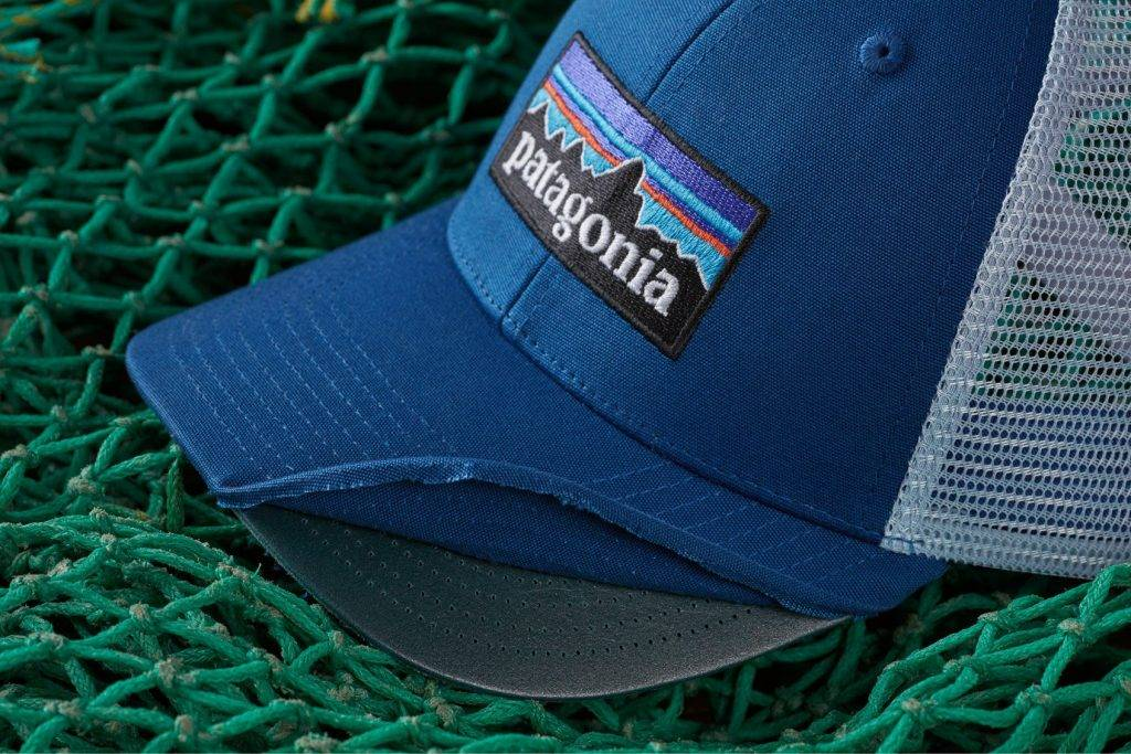 patagonia netplus recycled from the oceans