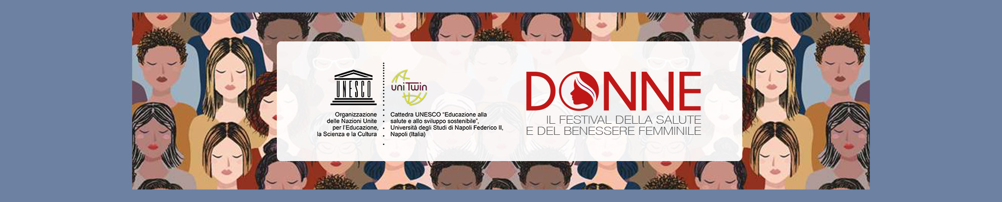 IBSA supports the Project Donne: the festival of women's health and well-being with the Unesco Chair - Federico II University of Naples