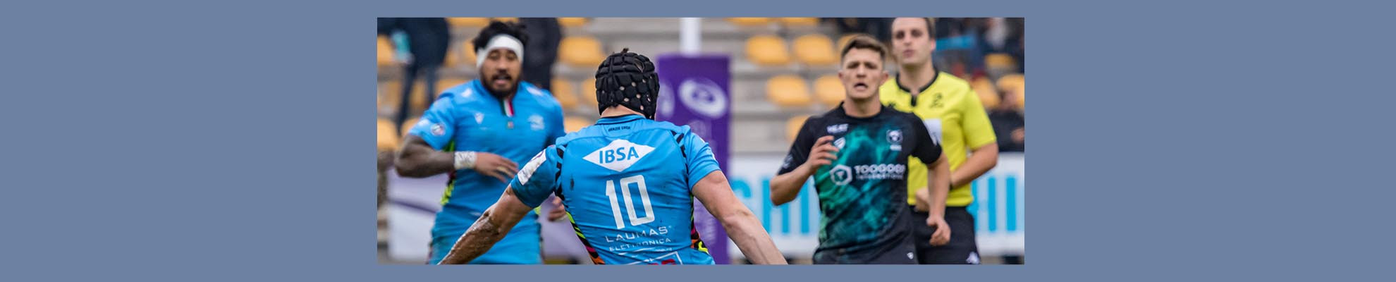 Partnership IBSA & Zebre Rugby
